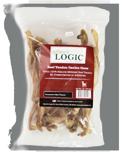 Nature's Logic Beef Tendon 1lb