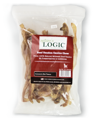 Nature's Logic Beef Tendon 1lb