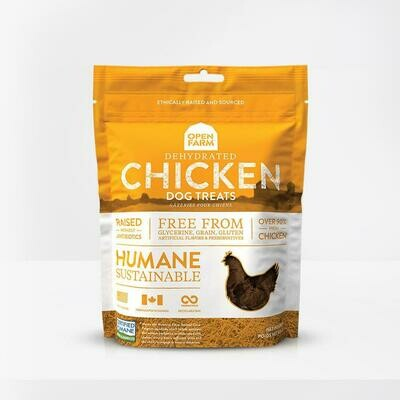 Open Farm Chicken Treats 4.5oz