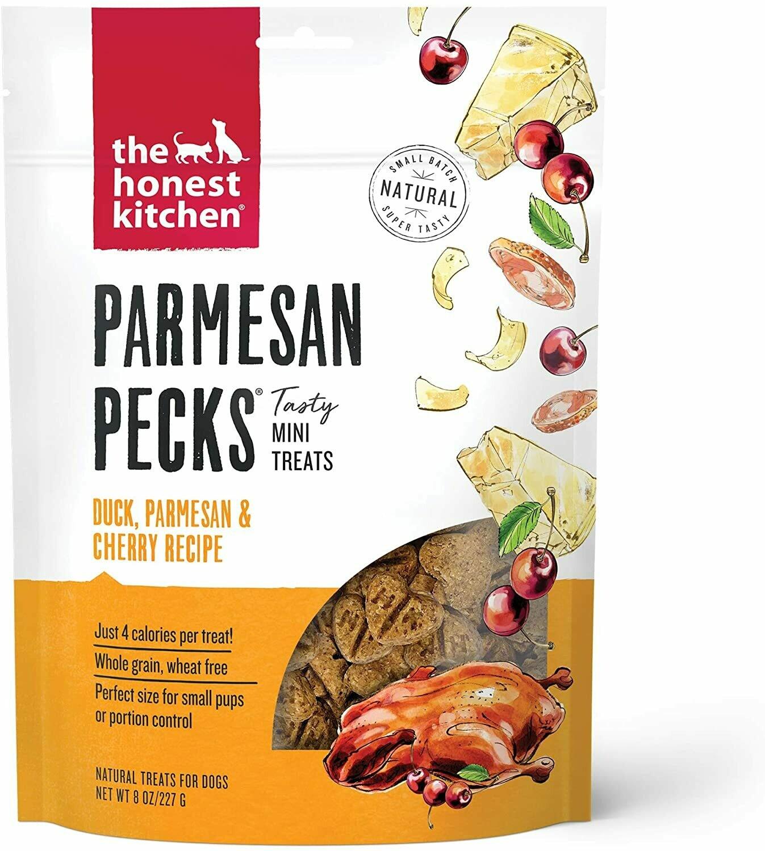 Honest Kitchen Pecks Duck & Cherry 8oz