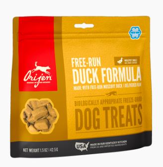 Orijen Freeze Dried Duck Treats 1.5oz