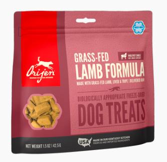 Orijen Freeze Dried Lamb Treats 1.5oz