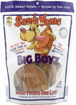 Sam's Yam's Big Boys 15oz