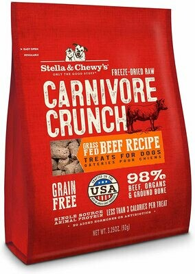 Stella & Chewy's Carnivore Crunch Beef
