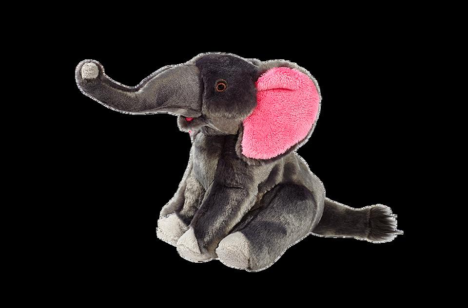 Fluff n Tuff Edsel Elephant
