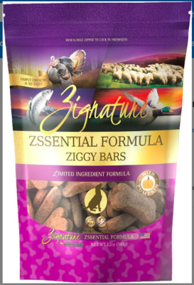 Zignature Ziggy Bars 12oz Zssential