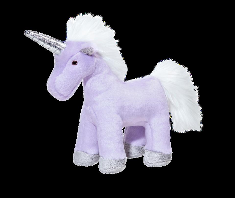 Fluff n Tuff Violet Unicorn