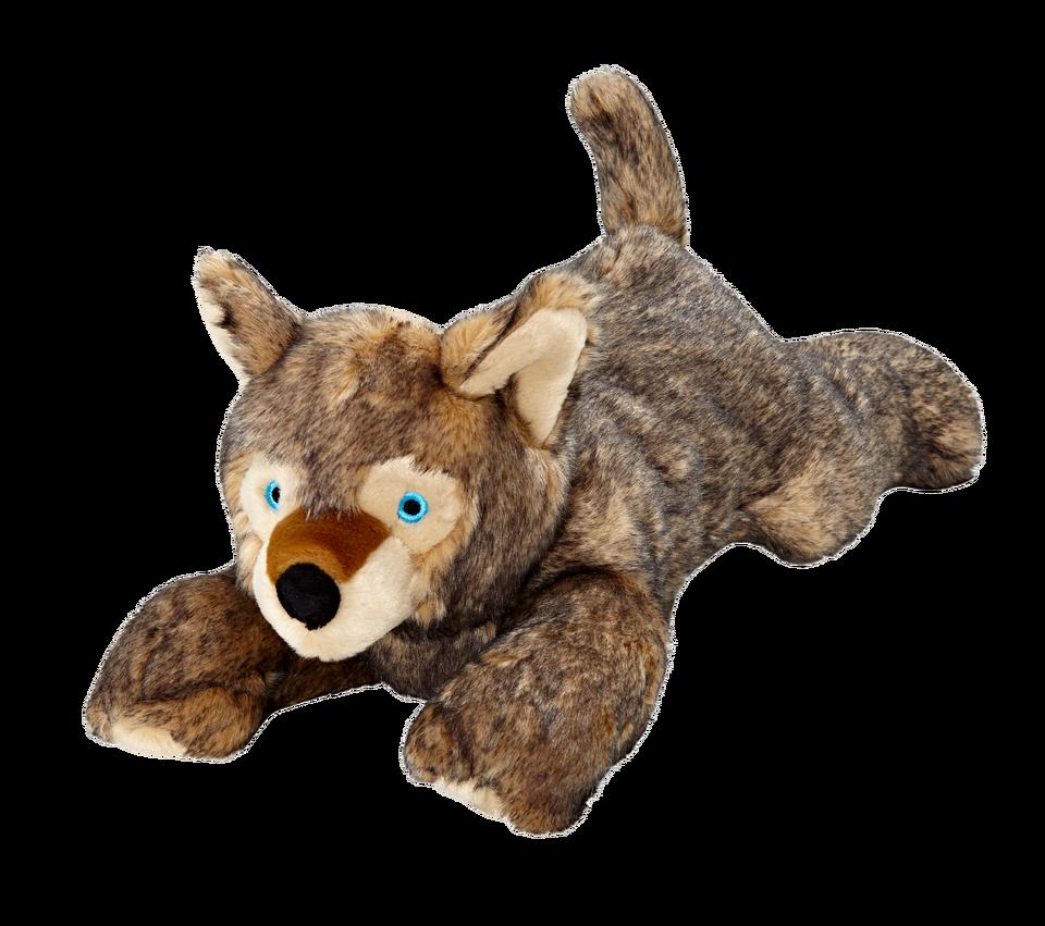 Fluff n Tuff Lobo Wolf
