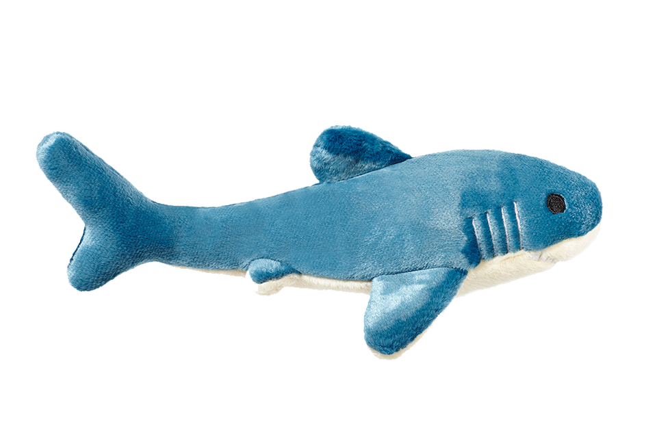 Fluff n Tuff Tank the Shark