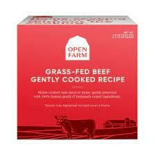 Open Farm Cooked 4.5lb Beef (Reg $43.99)