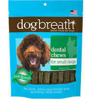 Herbsmith Dog Breath - Sm (Reg $26.99)
