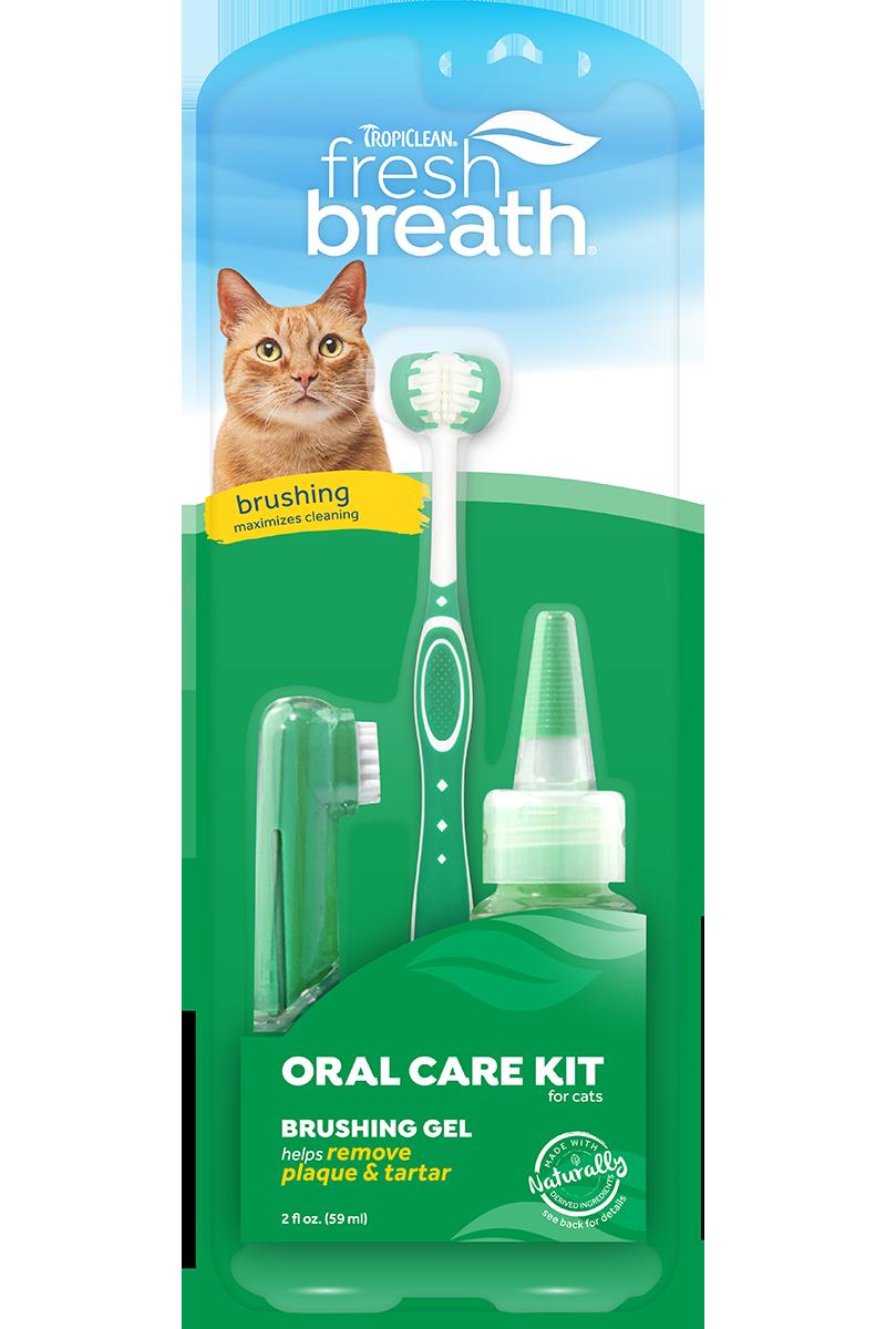 Cat - Fresh Breath Dental Kit