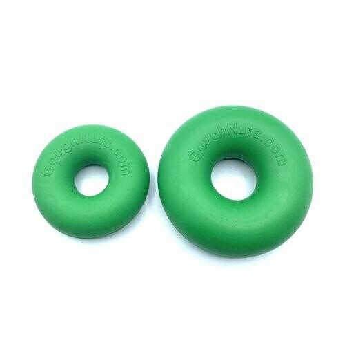 Goughnuts Ring Green