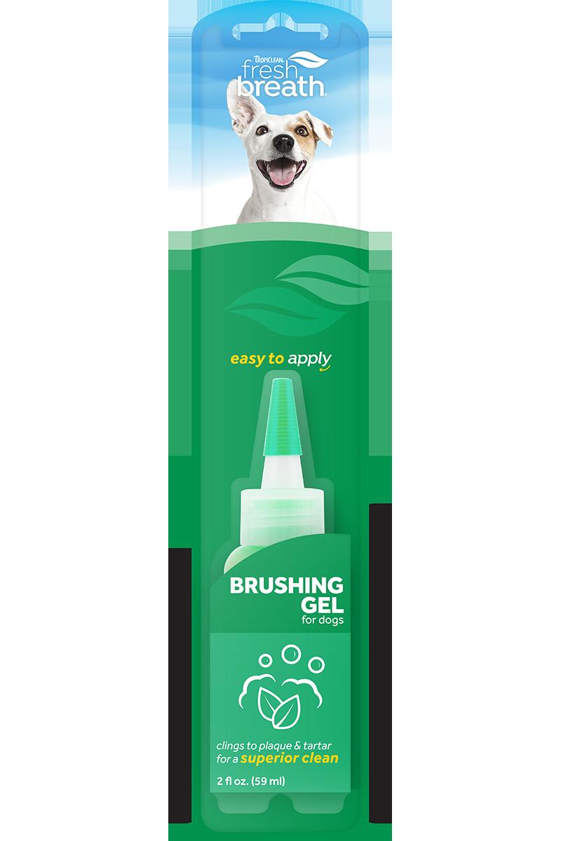 Fresh Breath Brushing Gel 2 oz