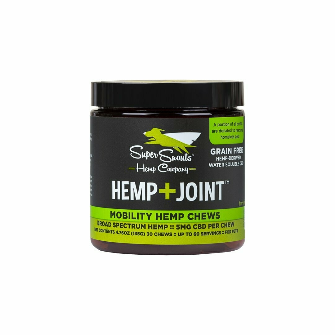 Super Snout Hemp and Joint 30ct