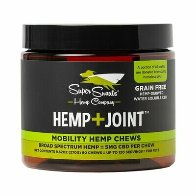 Super Snout Hemp and Joint 60ct