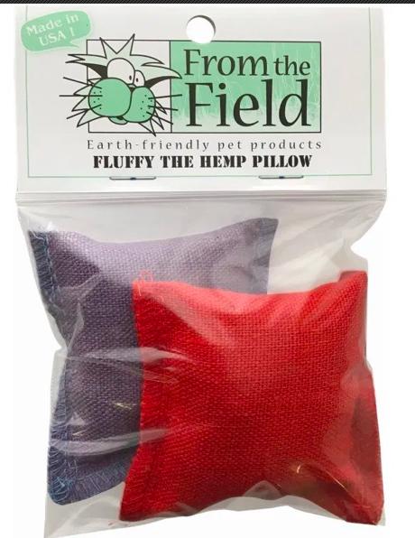 FtF Hemp Pillow Package