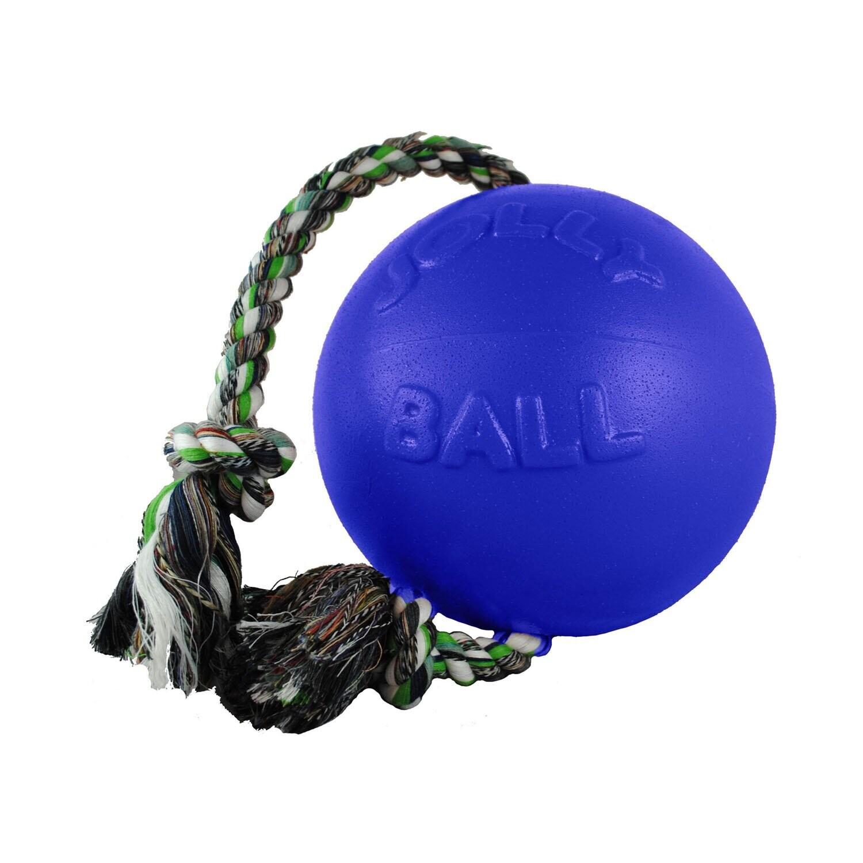 Jolly Romp-n-Roll Med Blue