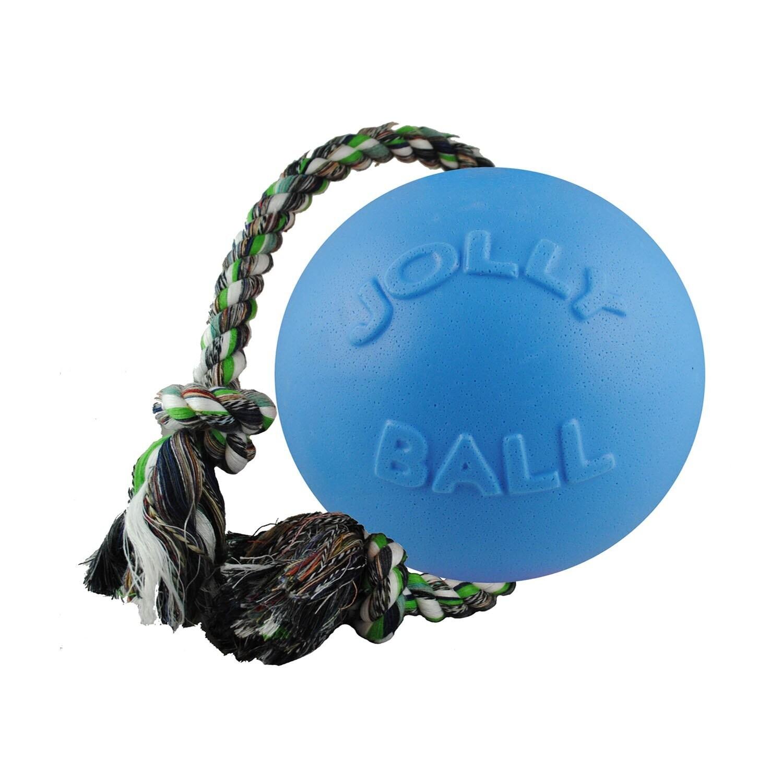Jolly Romp-n-Roll Lg Blueberry