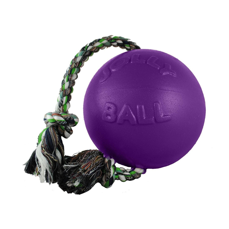 Jolly Romp-n-Roll Lg Purple