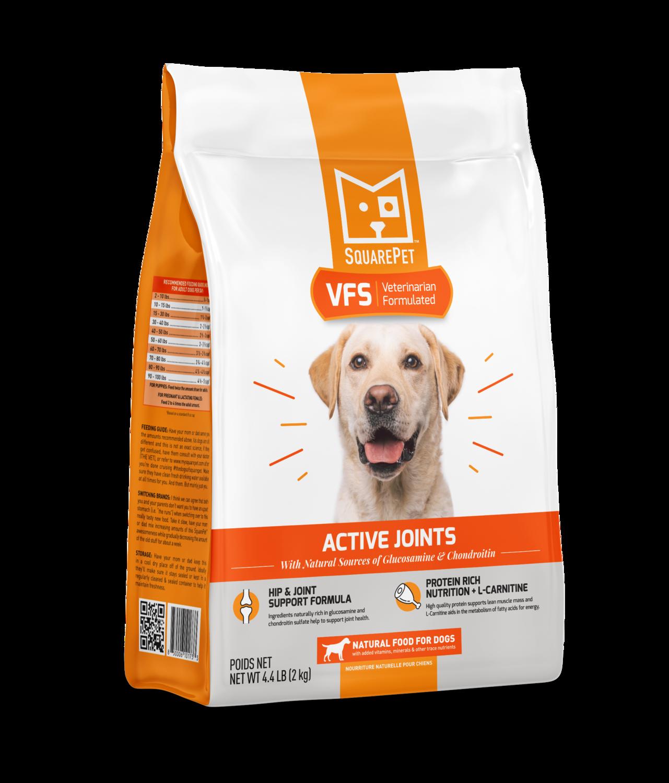 Square Pet VFS Vet Formulated Active Joints 4.4lb