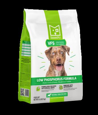 Square Pet VFS Vet Formulated Low Phosphorous 4.4lb (Reg $24.99)