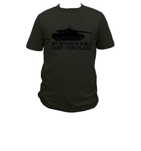 Leopard 2 T-Shirt *SMALL* 00079