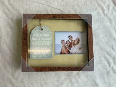 9x11 Good Friends Frame