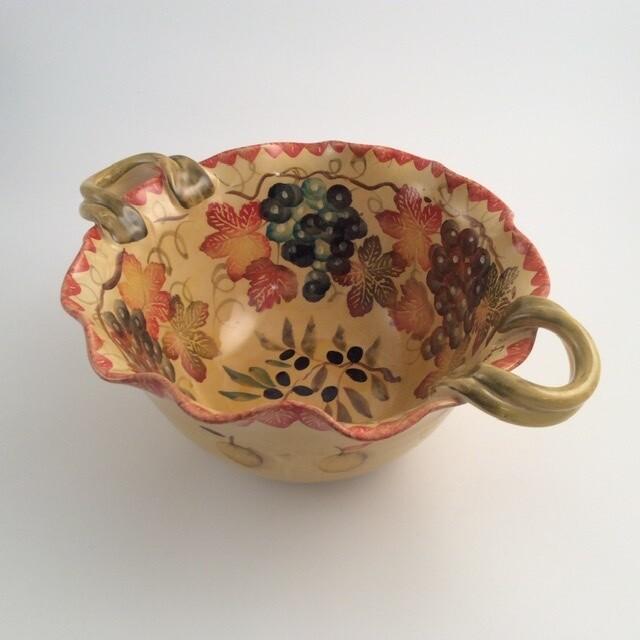 Italica Ars Ceramic Bowl