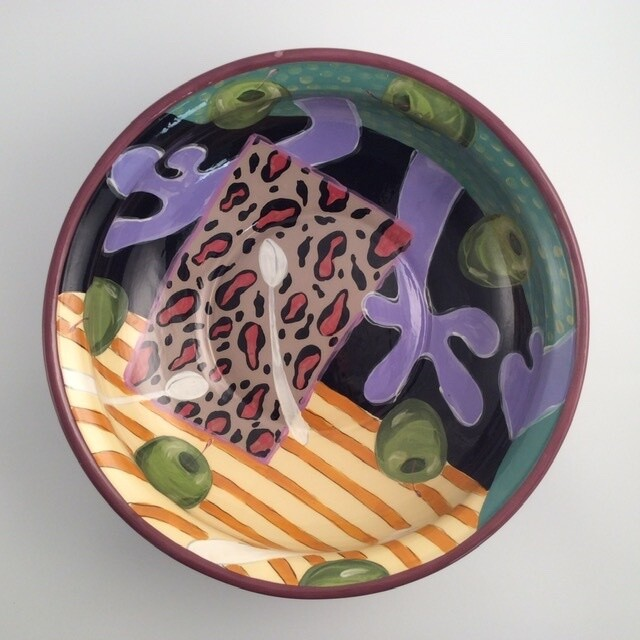 Droll Designs Ceramic Bowl