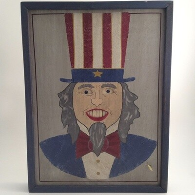 Wind Up Uncle Sam Art