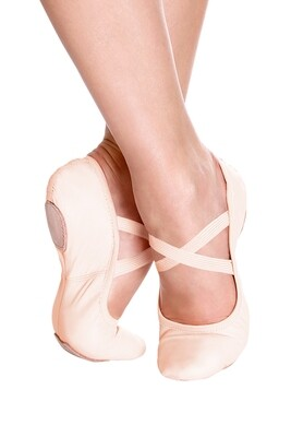 SD SD60 LEATHER SPLIT SOLE BALLET