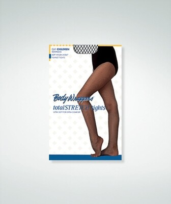 BW C61 TOTAL STRETCH FISHNET TIGHTS