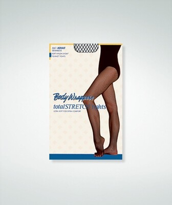 BW A61 TOTAL STRETCH FISHNET TIGHTS