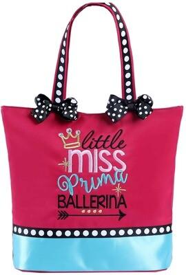 SDB LITTLE MISS PRIMA BALLERINA TOTE