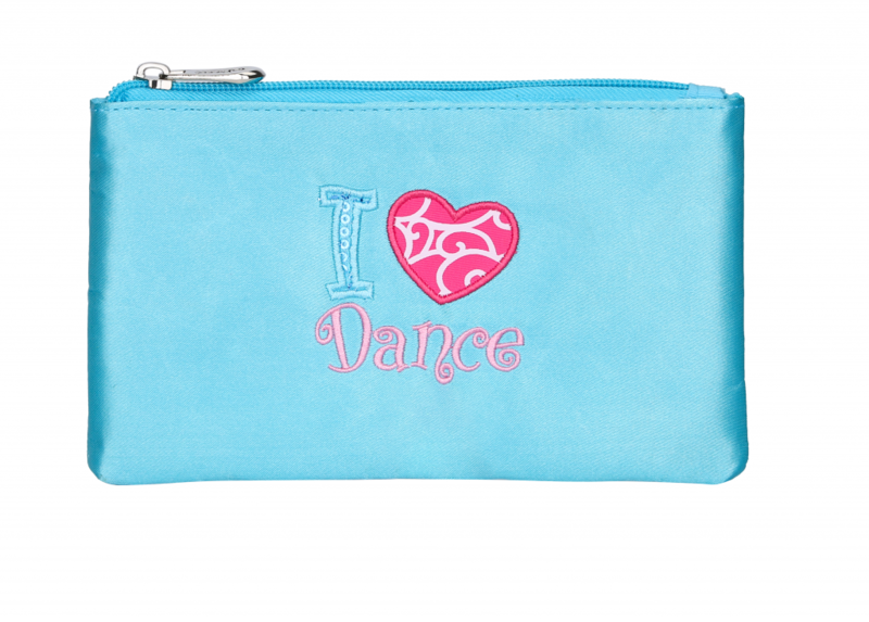 SDB I LOVE DANCE ACCESSORY POUCH