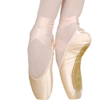GR 2007 MS POINTE SHOES