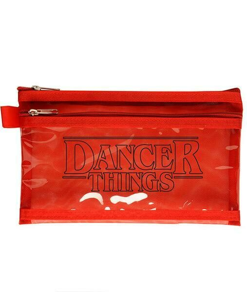 CD DT-BB DANCER THINGS - BEAUTY BAG