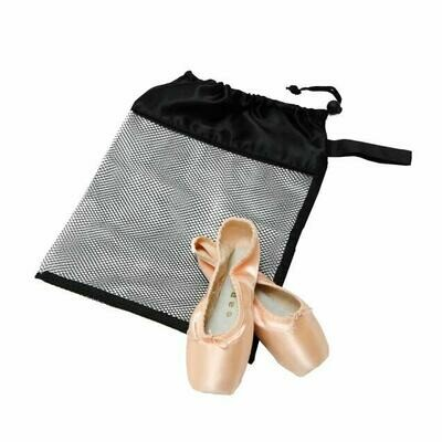 HD 8251 BLK MESH POINTE SHOE BAG