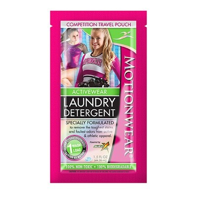 MW SAMPLE SIZE LAUNDRY DETERGENT