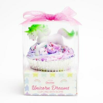 FS UNICORN DREAMS CUPCAKE BATH BOMB