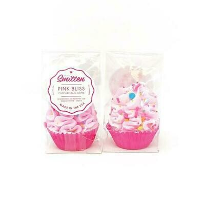 FS MINI PINK BLISS CUPCAKE BATH BOMB