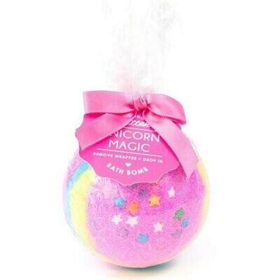 FS UNICORN MAGIC BATH BOMB BALL