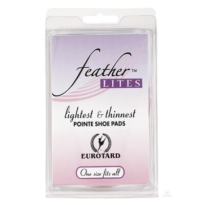 EUR 990FL FEATHER LIGHTS POINTE PADS