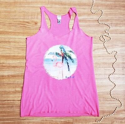 GL Ocean RB Pink DTG