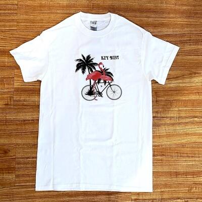 GL Transfer T. Flamingo on Bike