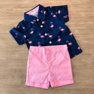 AX Fl Shirt/Shorts
