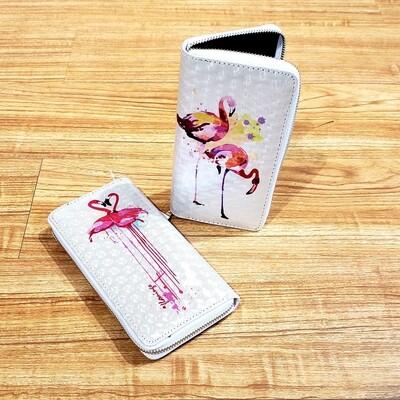 WT Wallet Flamingo