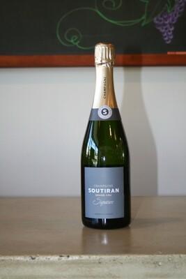 Champagne Soutiran Cuvee Signature