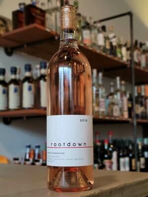 Rootdown Sangiovese Rose